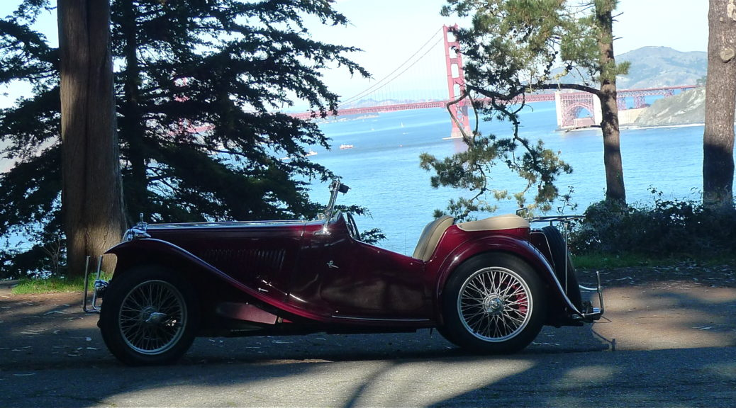 1948 MG TC a restored beauty with Marshall Supercharger | Smashing ...